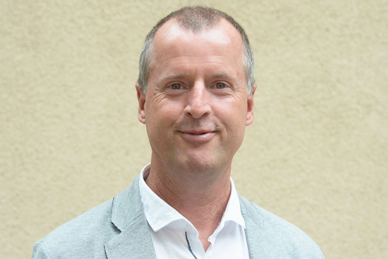 Porträt von Herbert Lang, Leiter Fachstelle Qualität und Unterricht
